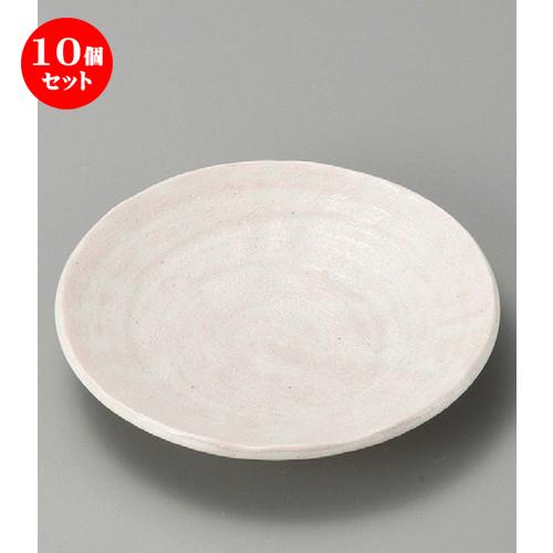 10個セット☆ 組皿 ☆ 桃李24cm皿 [ 242 x 37mm ] 【料亭 旅館 和食器 飲食店 業務用 】