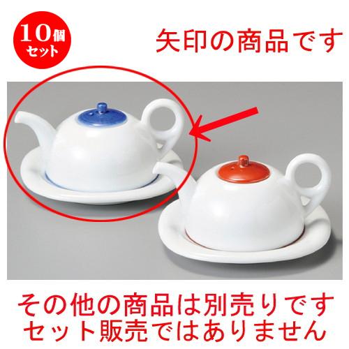 10個セット☆ 調味料入 ☆ 青手付 [ 120cc ] 【居酒屋 定食屋 和食器 飲食店 業務用 】