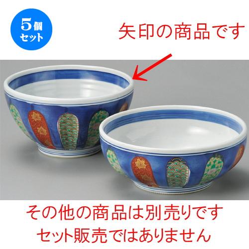 5個セット☆ 丼 ☆ 錦祥瑞5.0多用丼 [ 155 x 94mm ] 【料亭 居酒屋 和食器 飲食店 業務用 】