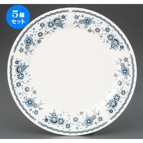 5個セット☆ アラカルトプレート ☆ エジンバラ9吋皿 [ 232mm ] 【レストラン ホテル 飲食店 洋食器 業務用 】