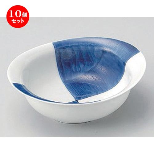 10個セット☆ 小鉢 ☆市松スープ碗 [ 15 x 12.5 x 5cm (300cc) 185g ] 【 料亭 旅館 和食器 飲食店 業務用 】