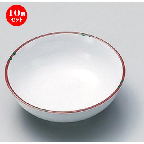 10個セット☆ 松花堂 ☆新瑞丸型小鉢 [ 11.5 x 4cm 156g ] [ 料亭 旅館 和食器 飲食店 業務用 ]