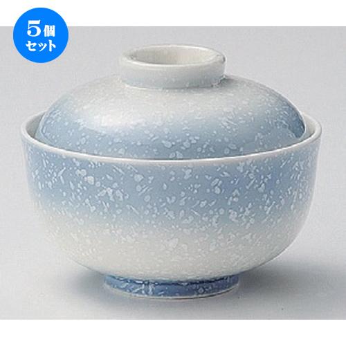 5個セット☆ 煮物碗 ☆朧紫煮物碗 [ 11 x 9cm 312g ] [ 料亭 旅館 和食器 飲食店 業務用 ]