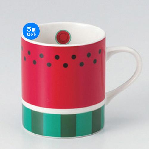 ☆ミカンNBマグ マグカップ [ 7.8 x 9cm (320cc) 260g ] 10個セット☆ 【 カフェ レストラン 洋食器 飲食店 業務用 】