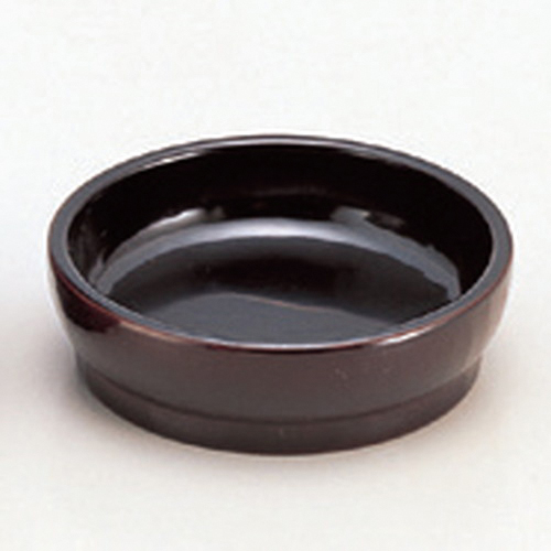 ☆ Echizen lacquerware ☆ (A) bamboo type shop Kumi 皿溜 [36 g of 8 x 2.5cm]
