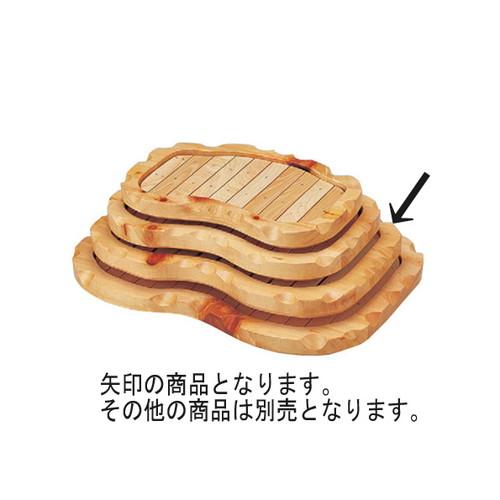 盛器 越前盛込器(大) [54 x 38 x 6cm] 木製品 (7-720-1) 【料亭 旅館 和食器 飲食店 業務用】