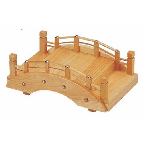 盛器 (小)白木9寸日本橋 [26 x 16 x 10cm] 木製品 (7-721-26) 【料亭 旅館 和食器 飲食店 業務用】