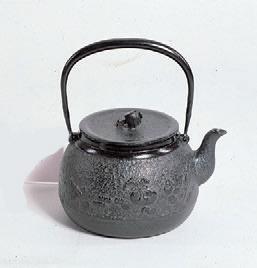 茶道具 鉄瓶但馬20号 [2.5リットル] 鉄 (7-913-28) 【料亭 旅館 和食器 飲食店 業務用】
