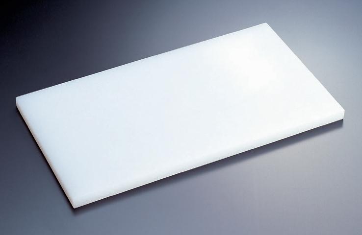 まな板・押型 業務用まな板(白) R-3010 [60 x 30 x 3cm] ポリエチレン (7-969-1) 【料亭 旅館 和食器 飲食店 業務用】