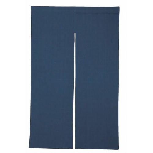 のれん のれん NIM2005 藍染 [90 x 150cm] 綿100% (7-1016-16) 【料亭 旅館 和食器 飲食店 業務用】