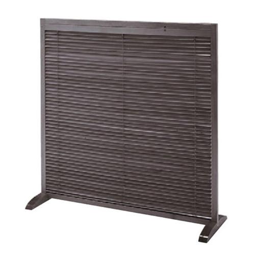 衝立 衝立 ブラウン [W120 x D40 x H119cm] 木製品 (7-785-8) 【料亭 旅館 和食器 飲食店 業務用】
