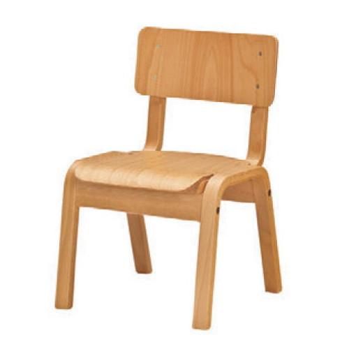 椅子 ベビーチェアSH27 [33 x 34 x H51 x SH27cm] 木製品 (7-772-4) 【料亭 旅館 和食器 飲食店 業務用】