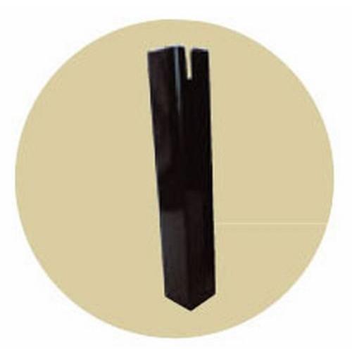 テーブル 座卓(固定脚タイプ対応)用畳テーブル角脚 4本 [10 x 10 x 58cm] 木製品 (7-758-10) 【料亭 旅館 和食器 飲食店 業務用】
