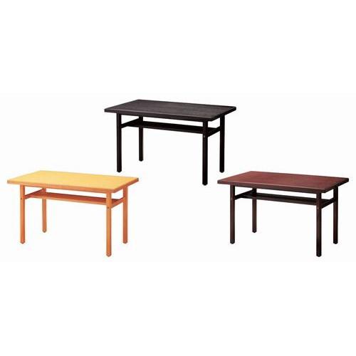 テーブル 新加賀テーブル 65281-5 [60 x 60 x H70cm] 木製品 (7-765-1) 【料亭 旅館 和食器 飲食店 業務用】