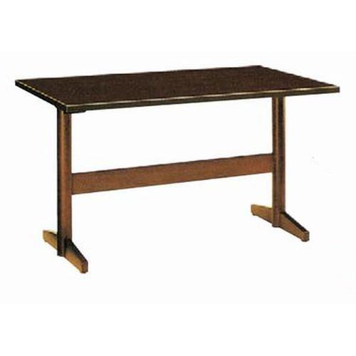 テーブル 板脚型テーブルHTD/八瀬D 9728 [120 x 75 x H70cm] (7-764-2) 【料亭 旅館 和食器 飲食店 業務用】