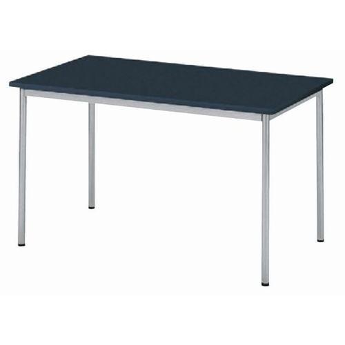 テーブル ワークテーブルWT-1270 120WH [120 x 70 x H70cm] 木製品 (7-766-3) 【料亭 旅館 和食器 飲食店 業務用】