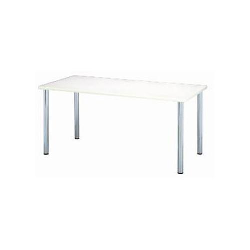 テーブル ミーティングテーブルYMT1275IV [120 x 75 x H70cm] 木製品 (7-765-4) 【料亭 旅館 和食器 飲食店 業務用】