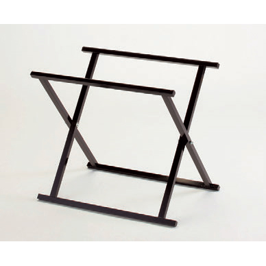 棚・テーブル 補助テーブル用折り脚 木製品 (7-912-1) 【料亭 旅館 和食器 飲食店 業務用】