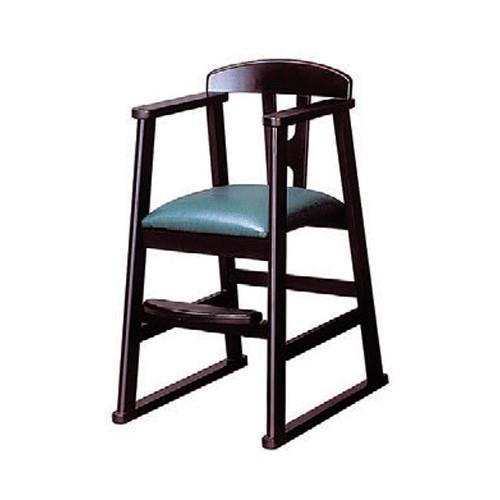 椅子 子供椅子サペリ色 [43 x 51 x H75 x SH45cm] 木製品 (7-772-13) 【料亭 旅館 和食器 飲食店 業務用】