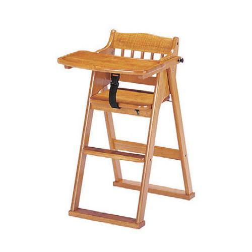 椅子 チャイルドチェア [48 x 68 x H80 x SH52cm] 木製品 (7-772-6) 【料亭 旅館 和食器 飲食店 業務用】