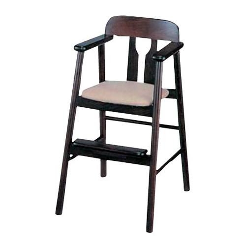 椅子 ブナハイチェアー [40 x 43 x H73 x SH48cm] 木製品 (7-772-8) 【料亭 旅館 和食器 飲食店 業務用】
