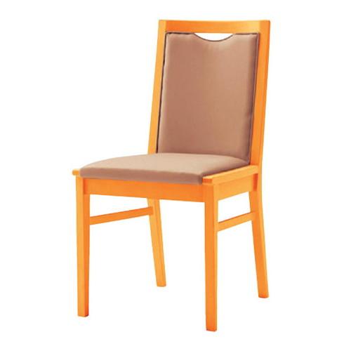 椅子 椅子 B・N3 [44 x 53 x H83 x SH45cm] 木製品 (7-776-5) 【料亭 旅館 和食器 飲食店 業務用】