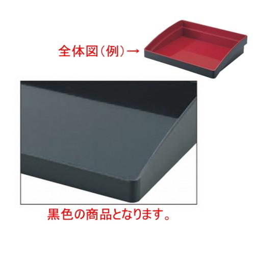 トレー マルチトレー30(L)黒 [29.8 x 35.8 x 7.1cm] ABS樹脂 (7-135-2) 【料亭 旅館 和食器 飲食店 業務用】