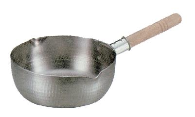 鍋 DON雪平鍋 26cm [26φ x 10cm] アルミ (7-965-1) 【料亭 旅館 和食器 飲食店 業務用】
