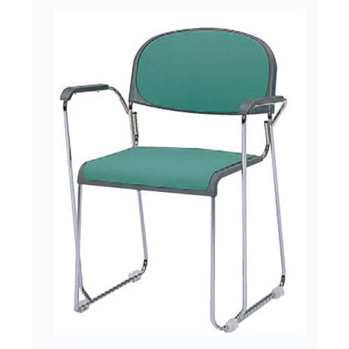 椅子 スチールチェアSCM・AC-G [57.7 x 52.5 x H76 x SH43.4cm] SP (7-778-15) 【料亭 旅館 和食器 飲食店 業務用】