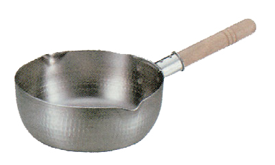 鍋 DON雪平鍋 27cm [27φ x 11cm] アルミ (7-965-1) 【料亭 旅館 和食器 飲食店 業務用】