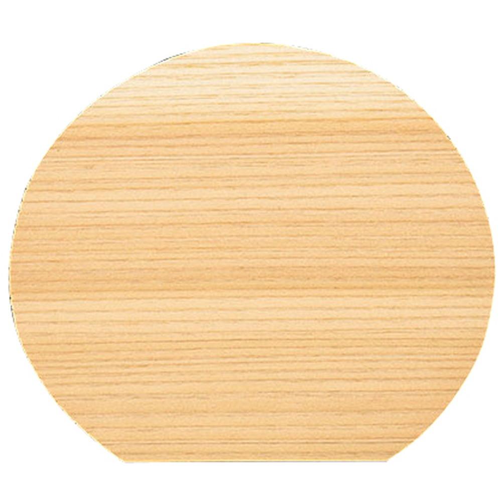 杉懐敷 (100枚入) 半月 [ 約11.1 x 10.5 x 厚み:0.06cm ] 【 演出小物 】 | 料亭 旅館 ホテル 割烹 和食 飲食店 業務用