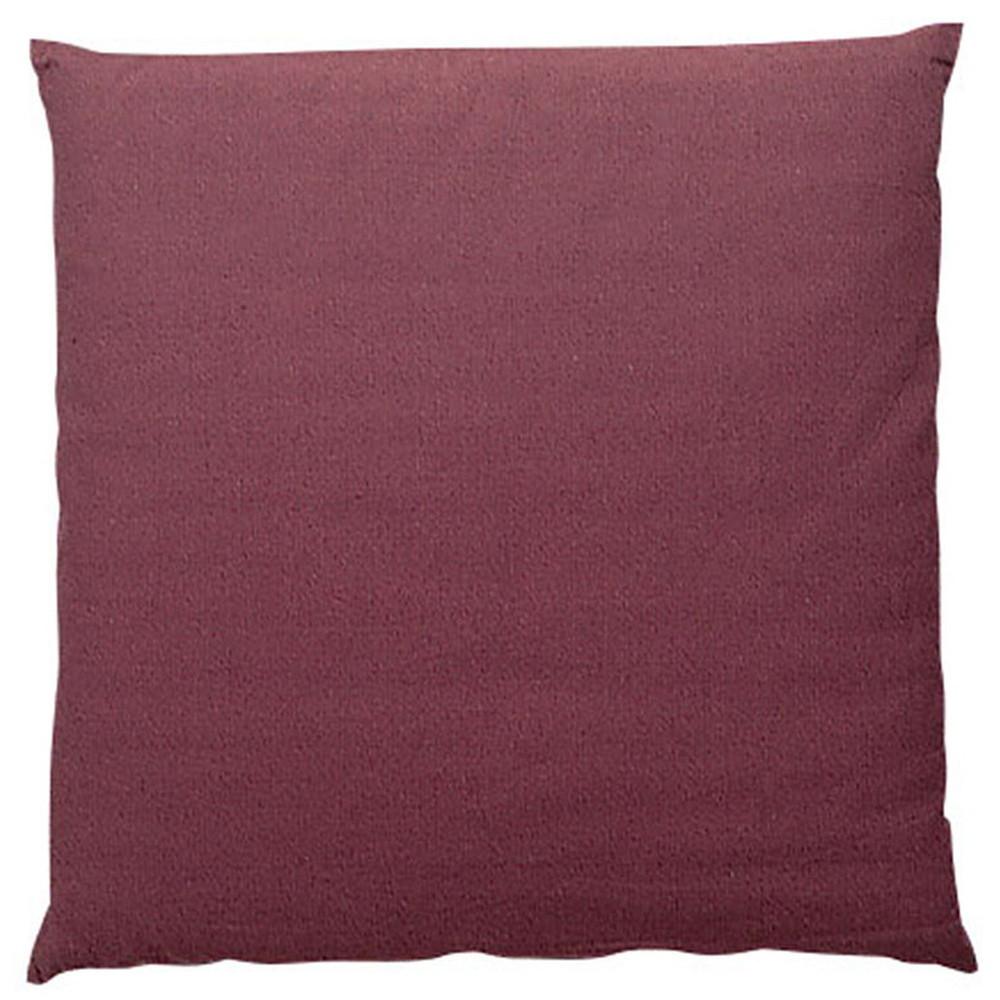 座布団 紫 大 [ 約55 x 51 x H9cm ] 【 座布団 】 | 和室 飲食店 インテリア 旅館 ホテル 温泉 日本土産