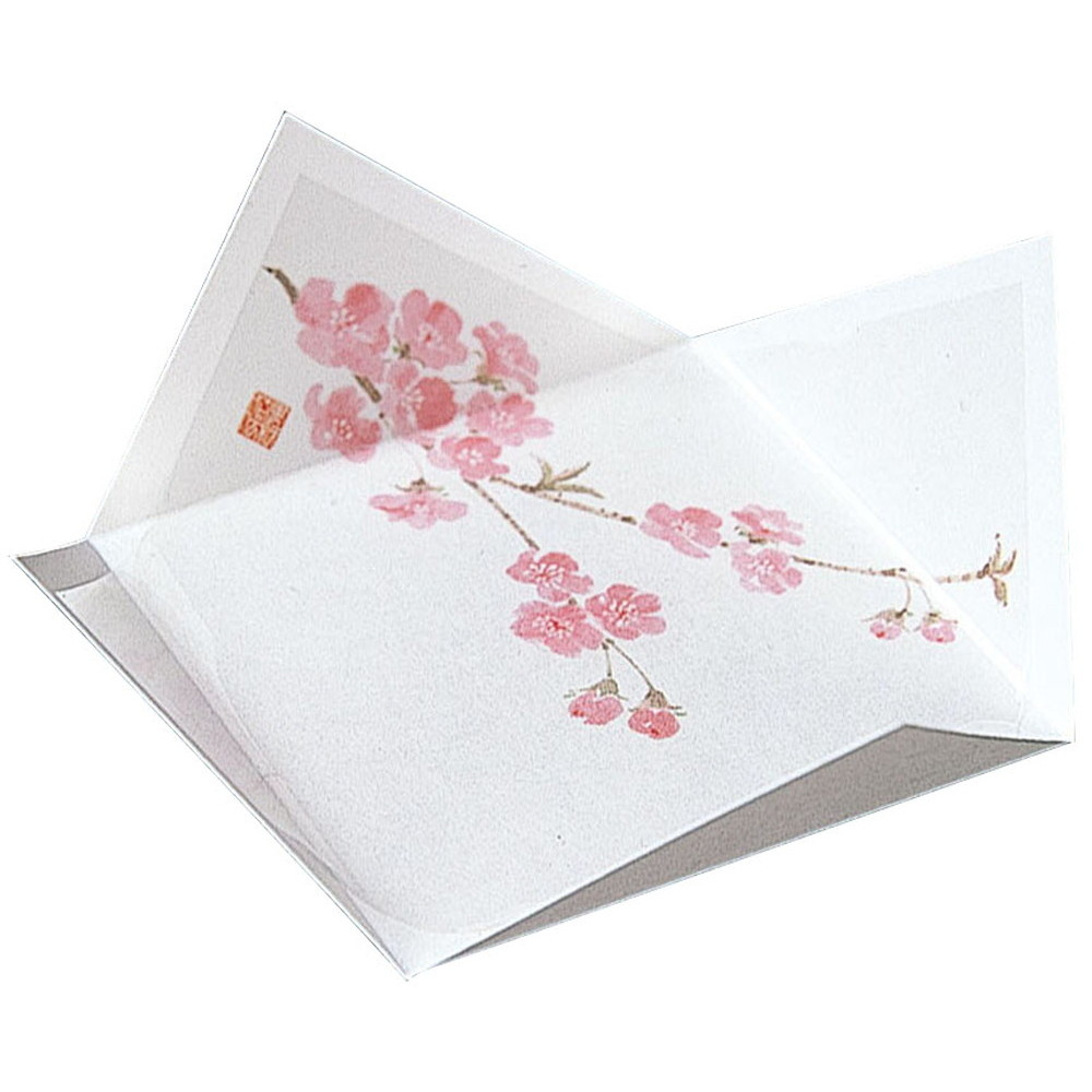 四季の紙皿 200枚入 さくら(3月~4月) [ 約10.5 x 10.5 x H2.5cm ] 【 紙皿 】 | 旅館 料亭 ホテル 宴会 懐石 和食 イベント 業務用