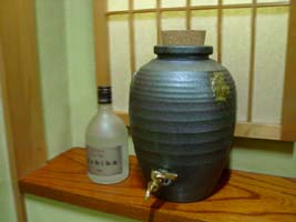 3升焼酎サーバー(蛇口付き)