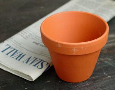 ドイツ製 スーパーSALE セール期間限定 激安格安割引情報満載 テラコッタ おしゃれ 植木鉢 内径8cm ドイツ鉢
