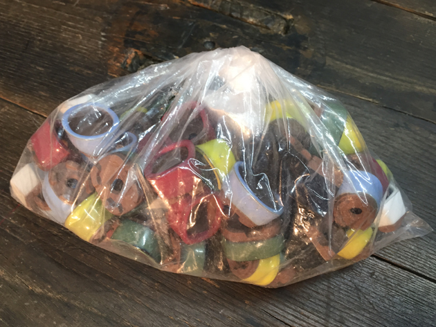 文山 0.7号 磁器 豆鉢 色釉 アソート50入 和風 植木鉢 ミニ 盆栽鉢