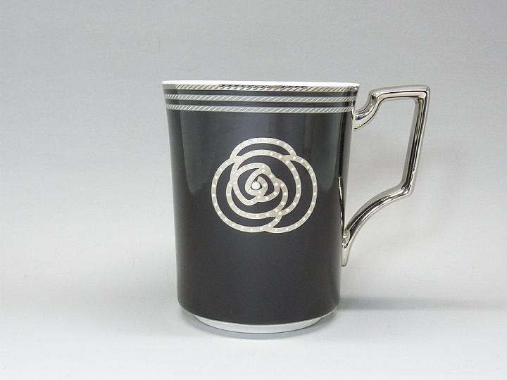 Noritake AIDAN Aidan Mug Black