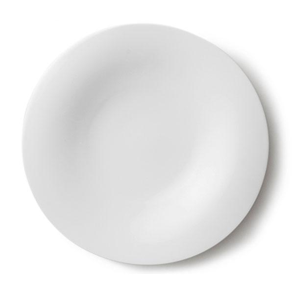 ニッコー(NIKKO) 白い器 イオ シリーズ SIJIMA PLATE 300