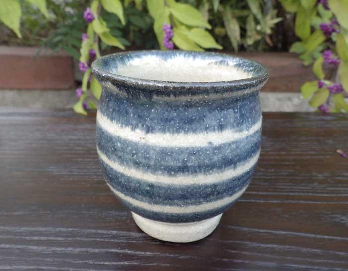 Okinawa yachimun I yomitanzan baked Northern kilns Goth line Cup