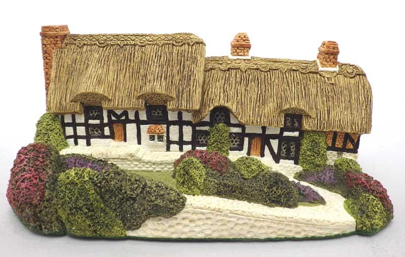 スコットランド製フレイザー・クリエイションズミニチュア コレクションアン・ハッサウェイの家ANNE HATHAWAY'S COTTAGE