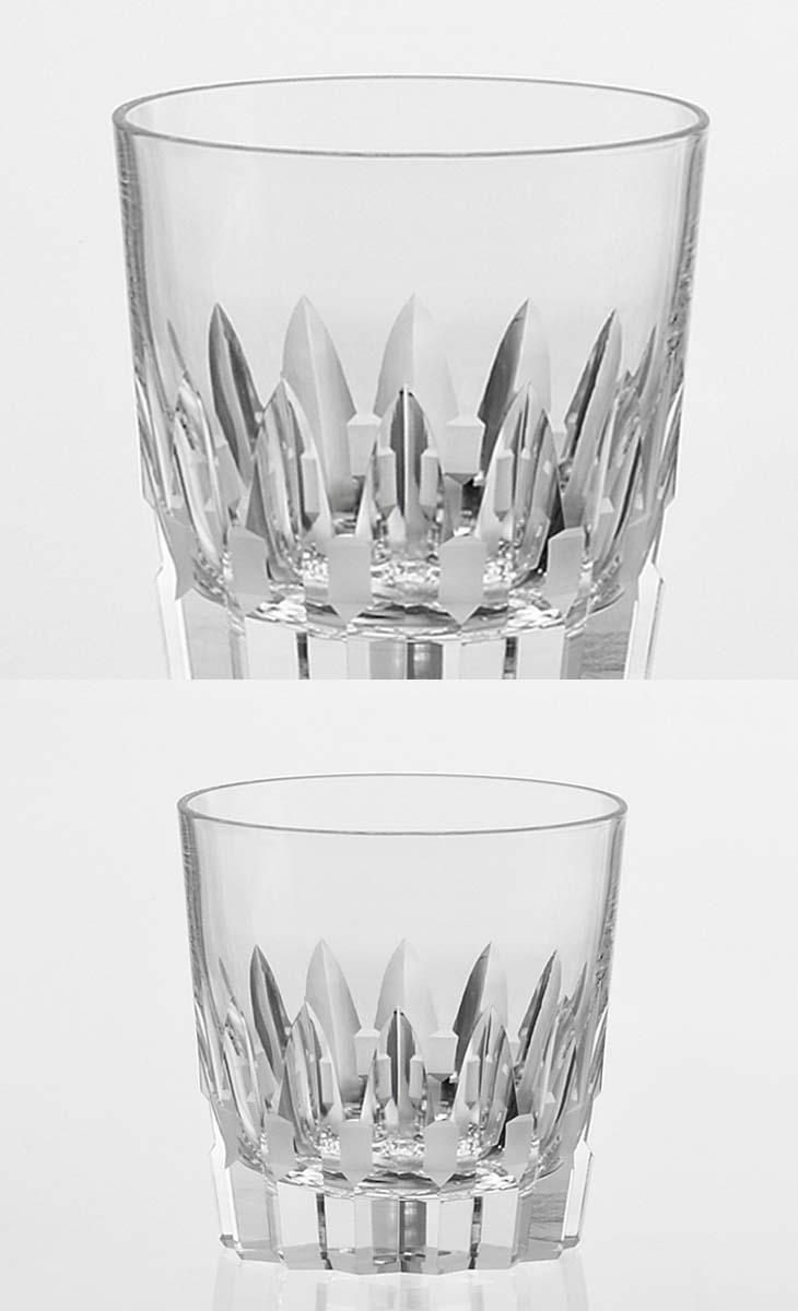 (・)【送料無料】カガミクリスタル「ロックグラス<校倉>(品番 - T394-312)」(箱入)口径86mmx高さ85mm(270cc)各務クリスタル【江戸切子 ロックグラス】江戸切子 ロック グラス【ウィスキー グラス】ウィスキー グラス