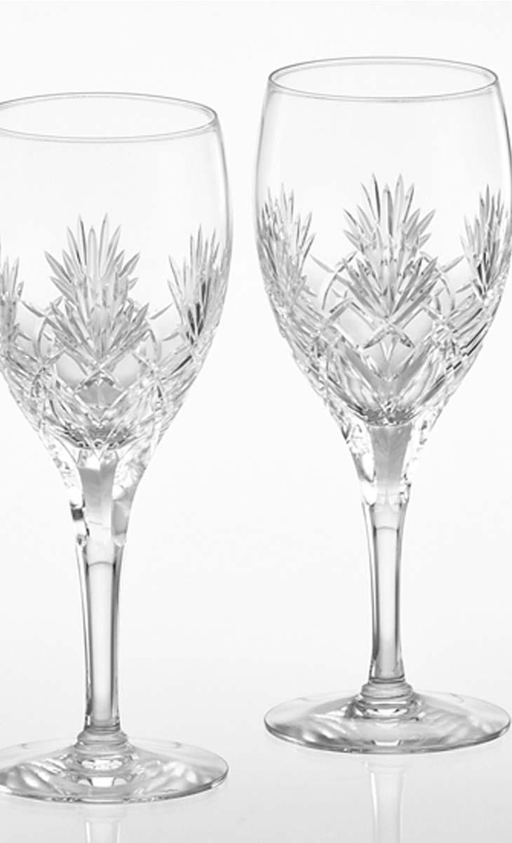 【クーポン!10%オフ】+【送料無料】カガミクリスタル「ペア赤ワイングラス」<ボナール>品番 - KWP274-2532(化粧箱入・口径70mmx高さ188mm・280cc)各務クリスタル【江戸切子 ロックグラス】江戸切子 ロック グラス【ウィスキー グラス】ウィスキー グラス