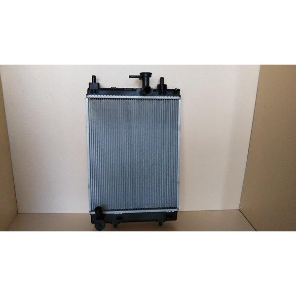 最短当日発送新品 ラジエーター ラジエター ウェイク 安値 ノンターボ 毎日激安特売で 営業中です CVT LA700S LA710S 新品特価