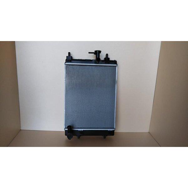 最短当日発送新品 ラジエーター ラジエター ステラ ノンターボ LA160A LA150A 迅速な対応で商品をお届け致します 高級品 CVT 特価