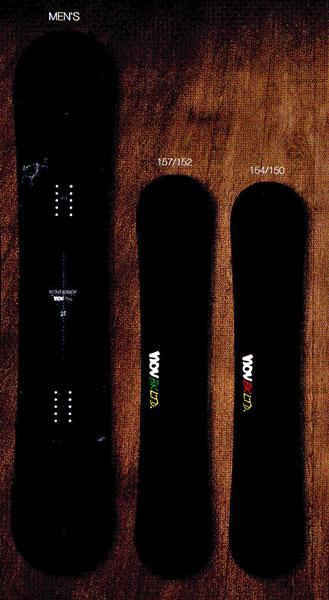 送料無料<一部地域・沖縄・離島を除く>  16-17モデル NOVEMBER【ノベンバー】 FREESTYLE スノーボード ART BK LTD 150