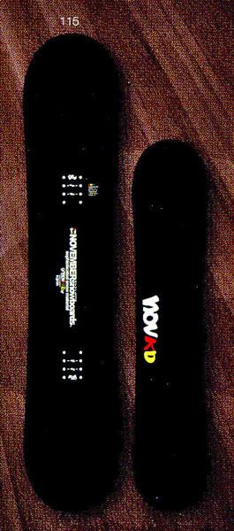 送料無料<一部地域・沖縄・離島を除く>  16-17モデル NOVEMBER【ノベンバー】 FREESTYLE スノーボード KD 115