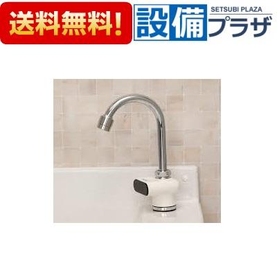 【全品送料無料!】∞[VY-5NT]デルマン 次亜塩素酸水用自動水栓 AC100V電源式 通常センサ感知方式
