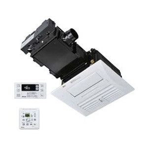 【全品送料無料!】▲[RBHM-C415K1U]リンナイ 浴室暖房乾燥機 (RBHMC415K1U) うたせ湯機能・スプラッシュミスト機能付(1室換気対応)