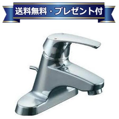 【全品送料無料!】【プレゼント付き】[LF-B350SHK]INAX/LIXIL シングルレバー混合水栓 湯側開度規制付 ポップアップ式(泡沫)一般地・寒冷地共用(混合水栓)(LFB350SHK)