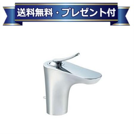 【全品送料無料!】【プレゼント付き】[LF-YB340SY]INAX/LIXIL 洗面水栓 ルナート(エコハンドル)シングルレバー混合水栓 ワンホールタイプ 泡沫 排水栓あり 一般地仕様(混合水栓)(LFYB340SY)